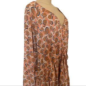 Melissa McCarthy Seven7 LS Tunic Shirt 3X